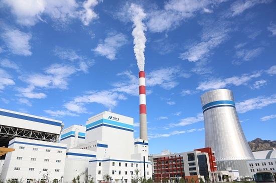 华电土右电厂2×660MW一期空冷机组工程