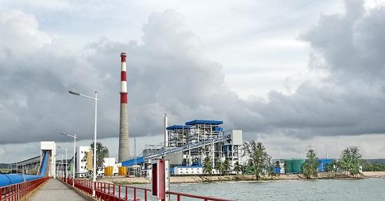 柬埔寨西港260MW燃煤电厂工程