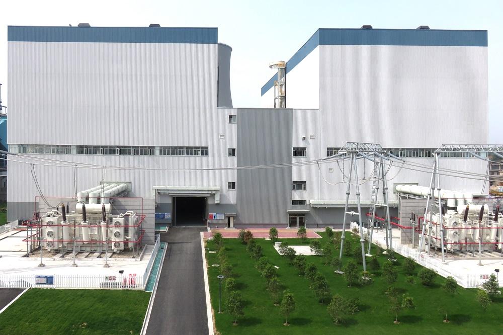 江苏华电扬州2×400MW级燃机工程