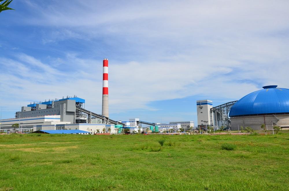 印尼巴厘岛一期3×142MW燃煤电厂app