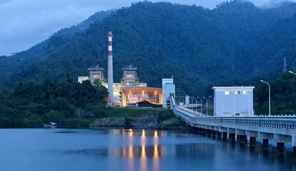 印尼玛木株电厂工程