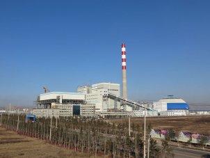 华电朔州一期2×300MW热电联产工程