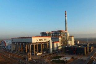 山西国峰煤电2×300MW低热值煤综合利用电厂工程(电力行优单项奖)